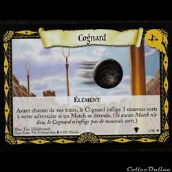 Trading Cards Game - Harry Potter - Coupe de Quidditch