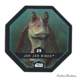 25 - Jar Jar Binks