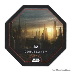 42 - Coruscant
