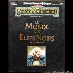 AD&D2 - Monde des elfes noirs (Le)