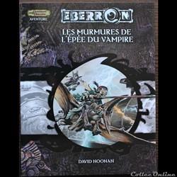 D&D3.5 - Eberron - Les murmures de l'épée du vampire