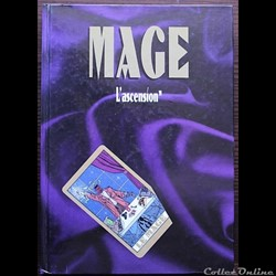 Jeu de rôle - Mage, l'ascension
