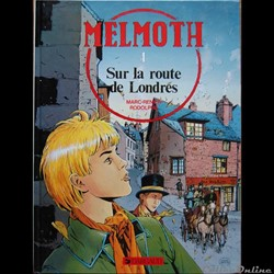 Bandes Dessinées - Melmoth