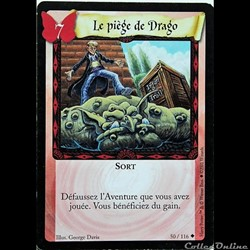 Harry Potter - Set de base - 050 - Le piège de Drago - Peu commune