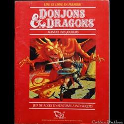 Jeu de rôle - Donjons et Dragons