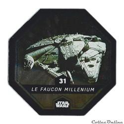 31 - Le faucon millenium