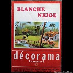 Conte - Blanche Neige