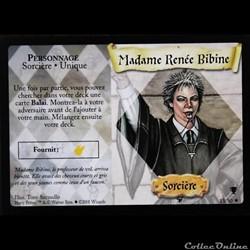 13 - Madame Renée Bibine
