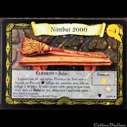 16 - Nimbus 2000