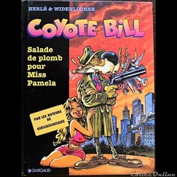 Bandes Dessinées - Coyotte Bill