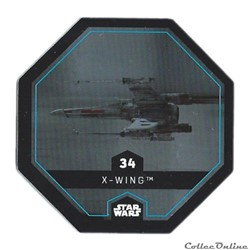34 - X-wing
