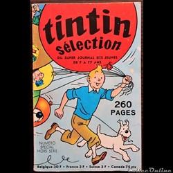 Bandes Dessinées - Tintin - Magazine Tintin Selection