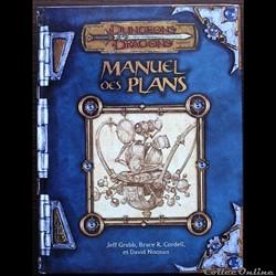 D&D3 - Manuel des plans