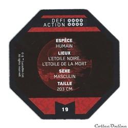 jeux jouet jeu de carte collectionner 19 dark vador