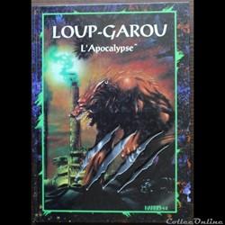 Jeu de rôle - Loup Garou, l'apocalypse
