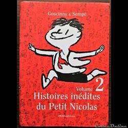 Livre illustré - Histoires inédites du P...