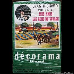 Jean Richard - Mes amis les gens du voya...