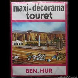 Maxi-décorama - Ben-Hur