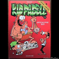 Bandes Dessinées - Kid Paddle