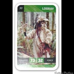 30 - Logray