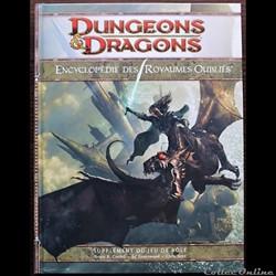 D&D4 - Encyclopédie des royaumes oubliés