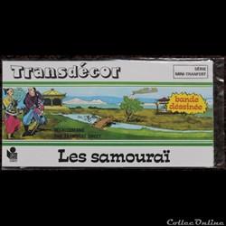 Transdécor Mini-Transfert - Samouraï (Le...