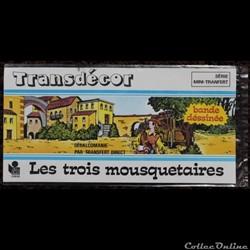 Transdécor Mini-Transfert - Trois mousqu...