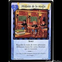 Harry Potter - Set de base - 024 - Histoire de la magie - Rare