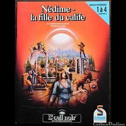 03 - Nédime, la fille du calife