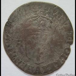 Douzain 1586 A