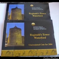 Coffret BU Irlande 2004