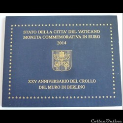 Coffret BU Vatican - 2014