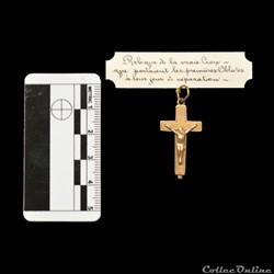 39 - Relique de la vraie croix