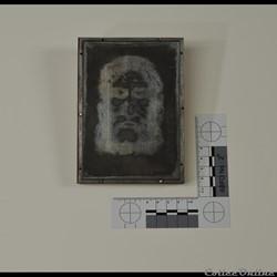 50 - Plaque d'impression en aluminium de...
