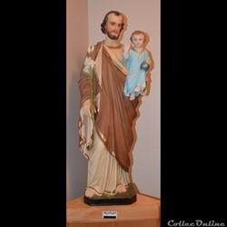 35 - Statue de St-Joseph