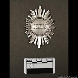 11 - Médaillon symbolique des Oblates (a...