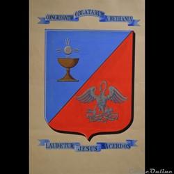 Inventaire des objets patrimoniaux de la communauté des Oblates de Béthanie
