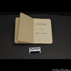 3 - Copie de la première constitution