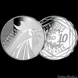 10 euros coq 2014