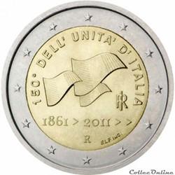 150 ans de l'unification 1861-2011