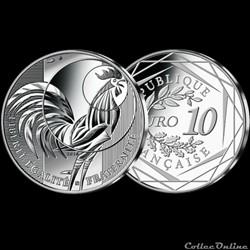10 euros coq 2016
