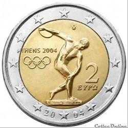 jeux olympique Athènes 2004