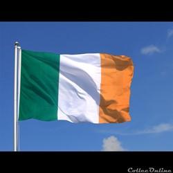 euros de l'irlande