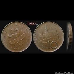 10 KC république tchèque