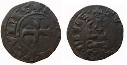 Denier de Pymont 1er type (Philippe II d...