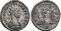 Probvs Rome RIC 243var