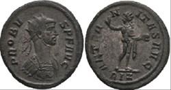 Probvs Rome RIC 168