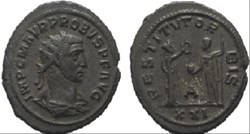 Probvs Antiochia RIC 925 Officina 1