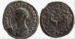 Probvs Rome RIC 204