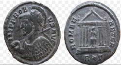 Probvs Rome RIC 186var